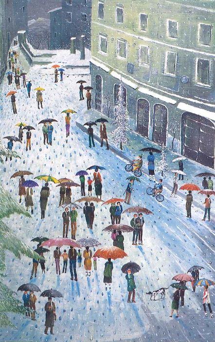 La nevicata di Ugo Martino